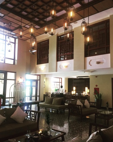 La Siesta Hotel and Spa Lobby