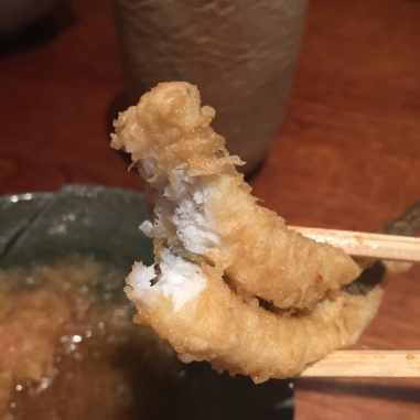 Whitting Fish Tempura