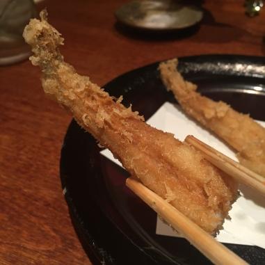 Mikawa Zezankyo tempura