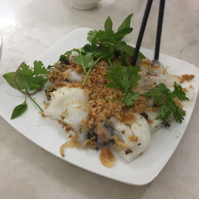 Banh Cuon at Thanh Van Banh Cuon