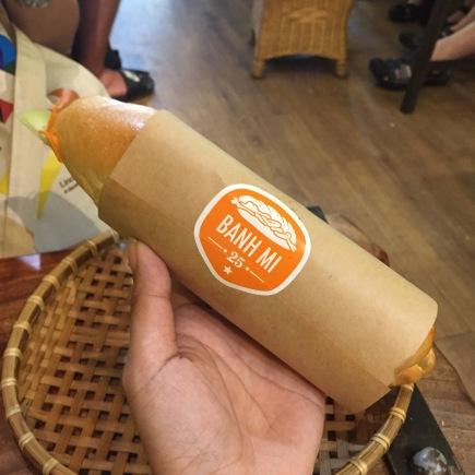 Bánh Mì at Bánh Mì 25