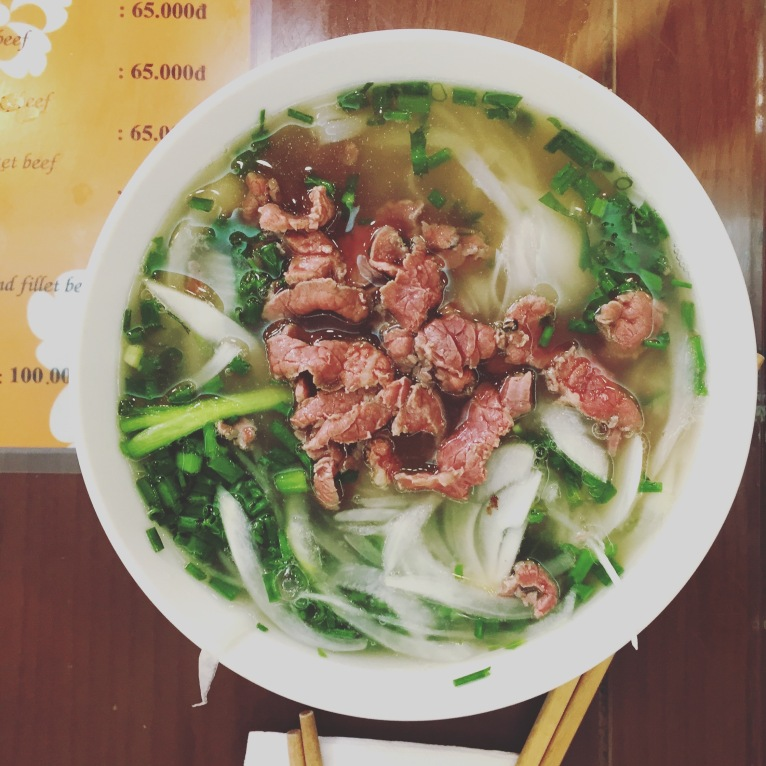 Pho Bo at Phở 10 Lý Quốc Sư
