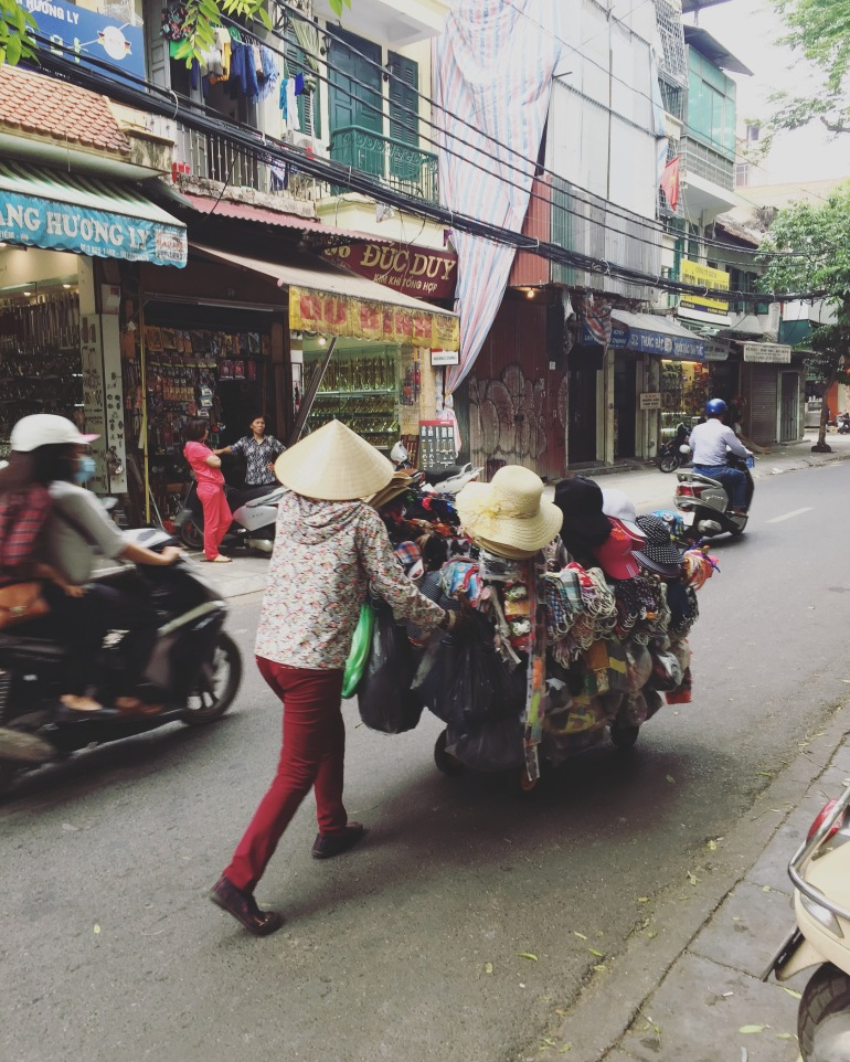 Everyday Hanoi Hustle