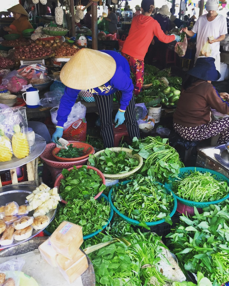 Discovering Local Produce at the Hoi An Market