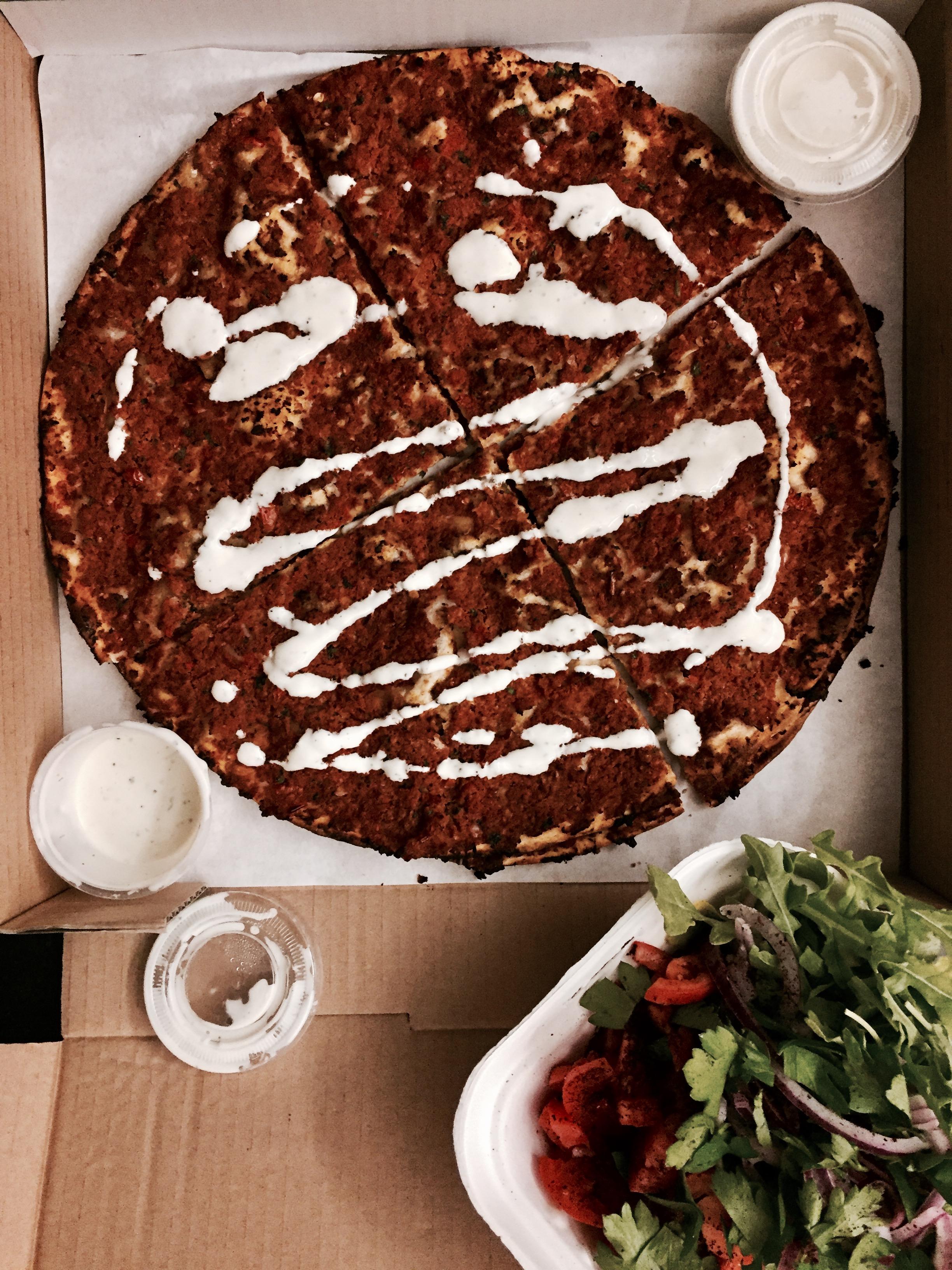 Número Uno's Secret Pizza