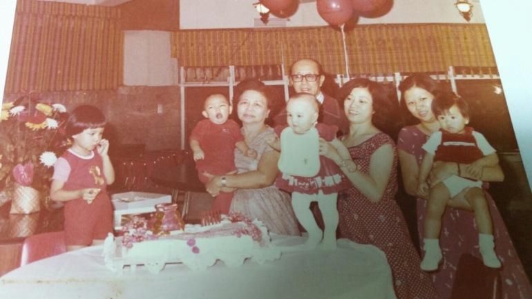 Childhood Birthday Party